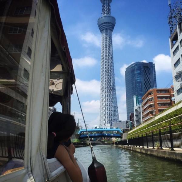 東京から一番近い旅先。東京水路の遊び方…カヤック?カヌー?SUPでめぐる。