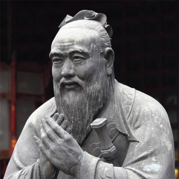 """意外と「男」の生き様に関係あり?古来中国の伝道師・孔子に""""粋""""の真髄を学ぼう。"""