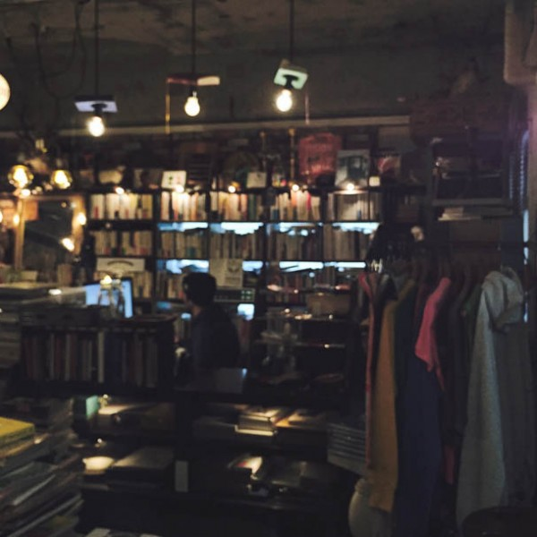 ふらりと訪れたい。隠れ家的本屋『snow shoveling』はボヘミアン空間だった。