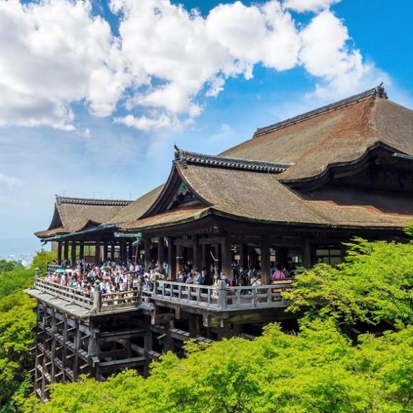 """1年に4回訪れたくなる! 京都・清水寺の""""四変化""""を収めた風景写真。"""