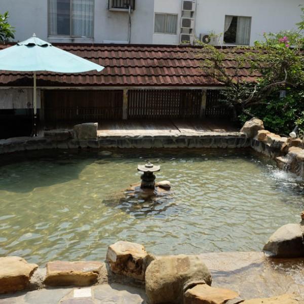 ノスタルジックに、心身ともに癒しを…台湾温泉。