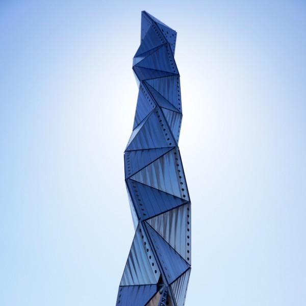 ポストモダン建築の牽引者。 世界各国で活躍する建築家・磯崎新の作品を観る。