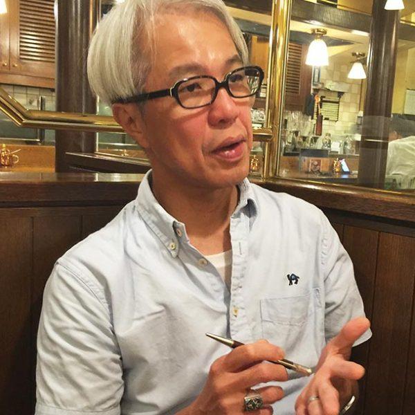 """【石黒謙吾さんインタビュー】人と違うこと、役に立たないことこそが""""粋"""""""